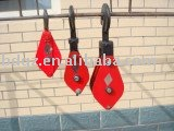 wire rope snatch block/pulley bolck