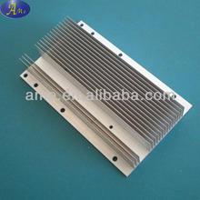 Customized extruded aluminum led light heat sink heatsink radiator anodized