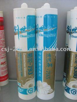 CSJ 793 High Performance Construction Silicone Sealant(adhesive)