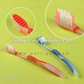 فرشاة أسنان البالغين/ التصميم الجديد فرشاة الأسنان/ ييوو فرشاة أسنان البالغين