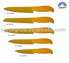 5pcs kitchen knives