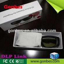 3D active shutter TV Glasses