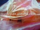Korean/rainbow Organza fabric