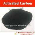 de bambú activado en polvo el método de vapor