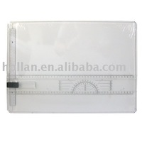 New design A3 size professional plastic white Drawing Board