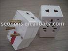 3 round pin 5amp Travel Plug Adapter