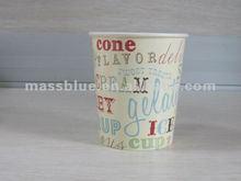 Custom Printed Ice Cream Paper Cups
