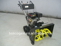 CE Approved 13HP Portable Gasoline Petrol Snow Clean Machine