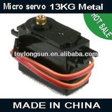 3KG 6KG 11KG 15kg Metal Digital Gear Motor RC Servo
