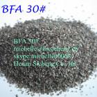 brown aluminum oxide/BFA FEFA30# for sand blasting