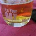 Rub ons- palavras de ouro no copo( unic- rub051)