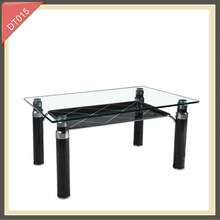 coffee table turkey metal small table legs glass coffee table DT015