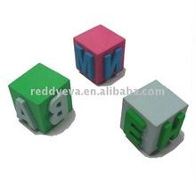2014 Outstanding EVA Foam Cube Stamps