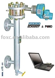 LC3144LD intelligent buoyancy level transmitter for level sensor side mount with cage