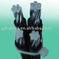 Duplex,Triplex, quadruplex ABC cable