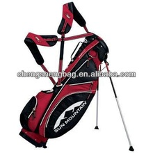 Nylon customize golf stand bag
