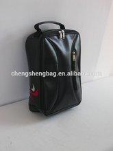 New design PU golf shoes bag