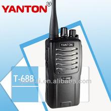 YANTON T-688 wireless vhf/uhf radio communication with SIRIM