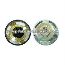 45mm 8ohm 3W mini waterproof speaker