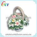 Céramique fleur décoration