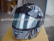 ECE Fiberglass Modular Helmet RFF702