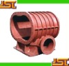 Shell mold cast Iron casting machined parts supplies