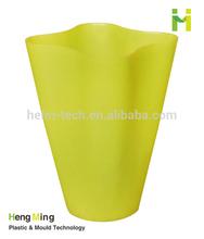 11L polygonal type plastic waste bin