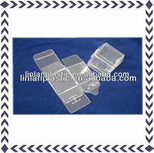 Tea plastic packaging box