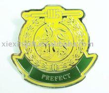 metal emblem badges