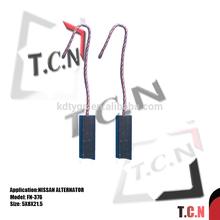 (FN-376) alternator and starter carbon brush for NISSAN