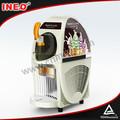 comercial restaurante suave helado que hace la máquina