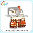 Ceramic House Shape Cookie Jar