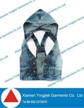 jeans vest for women