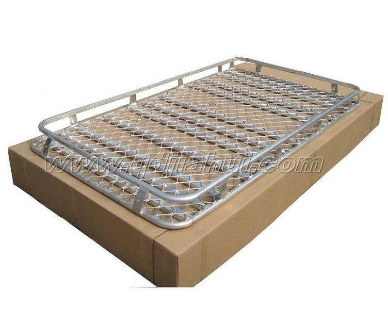 En aluminium de voiture barre de toit, Toit panier-Barres ...