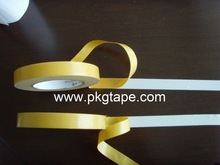 Hot melt self adhesive double sided easy tear cloth tape / double side cloth tape