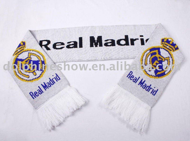football fan scarf