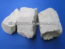 Refractory calcined flint clay