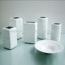 Handcraft home decorate ceramic,new classical style , modern ceramic vase