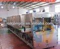 Leite pasteurizador / Chiller máquina