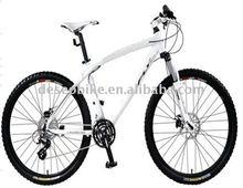 light aluminum alloy mountain bike