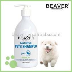 Beaver natural cleansing dog shampoo