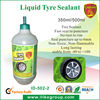 Captain Tubeless Tire Sealant long lasting effect