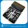 girls manicure set in case girls manicure set with pu box GF-MS026