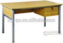 wooden office table,teacher desk,school table