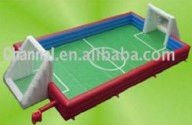 inflatable football pitch/inflatable football field for sale/inflatable soccer arena
