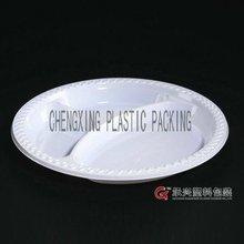CX-201 disposable plastic plates