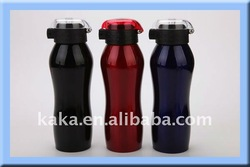 800ml BPA FREE black water bottle