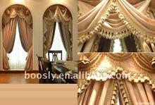 hot-sale drapes blinds, Blackout curtain, auto roman curtains