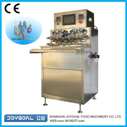 Shanghai Factory Price frozen bean curd bag filling sealing machine/filling sealing machinery/Frozen Bean Curd Bag Filling