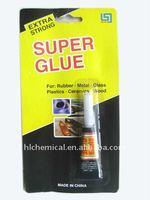 2011 newly CA glue super glue 3g aluminum tube